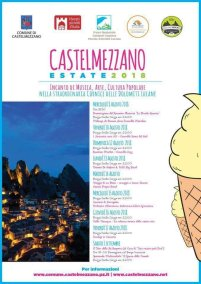 Estate 2018 Castelmezzano (pz)